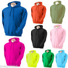 Mens Hooded Sweatshirt Hoodie Size 4XL 54 Chest XXXXL