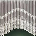 Stunning STIRLING Jardiniere Net Curtain  Many Sizes