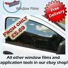 REFLECTIVE CHARCOAL 65% PRO WINDOW TINTING TINT FILM !