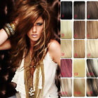 "20"" Clip on 50CM 100% HUAMN HAIR Extension CHEAP HOT!!"