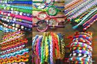 200 FRIENDSHIP BRACELETS,CHOOSE YOUR COMBINATION!, DIFFERENTS STYLES FROM PERU