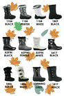 WOMENS LADIES FAUX FUR FLAT SNOW WINTER RAIN WELLINGTON WATERPROOF SOLES BOOTS