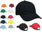 Adults Mens & Ladies Classic 5 Panel Baseball Caps Available in Over 10 Colours
