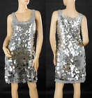 Hot Ladies Bling Sequin Cocktail Evening Party Bridesmaid Dance Club Dress 2011
