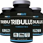 TRIBULUS TERRESTRIS BOOSTER 120 / 240 HARDCORE CAPSULES - Muscle Mass & Strength