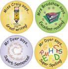 48 Reward stickers for Literacy / English skills