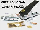 PICK PUNCH Make Guitar Picks from all kinds of materia