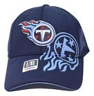 Tennessee Titans Reebok NFL Football Under Center Stretch Fit Cap Hat $21.95 USD on eBay