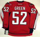 MIKE GREEN WASHINGTON CAPITALS REEBOK NHL PREMIER HOME JERSEY NEW WITH TAGS