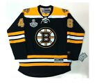 DAVID KREJCI BOSTON BRUINS 2011 STANLEY CUP JERSEY