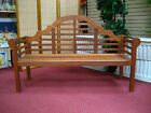 Wembley Hardwood Garden Bench - Choice of  2 Sizes - FREE COVER