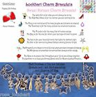 Sweet 16 Lockhart Charm bracelets, Key To My Heart Necklace Link & Chain,