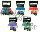 12 PIECES / BOX of MIXED GREEN BLUE RED PURPLE Snooker or Pool Cue Tips CHALKS £3.17 GBP on eBay