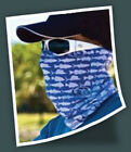 FLYING FISHERMAN SUNBANDIT SUN MASK UV PROTECTION BASS AND DORADO CAMO DESIGNS