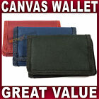 Economy Sports Nylon WALLET Velcro Trifold MENS/Womans