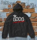 FELPA sweatshirt DATA DI NASCITA 1996 A STAR WAS BORN idea regalo humor