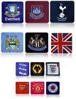 OFFICIAL LICENSED FOOTBALL FACE FLANNEL CLOTHS PRESENT GIFT STOCKING FILLER