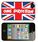★ ONE DIRECTION 1D ★ Great Britain FLAG for APple iPhone 4 & 4S CASE back COVER★