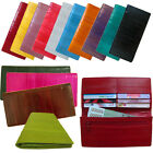 Genuine Eel Skin Wallet Coin Purse Slim Wallet Bifold Wallet