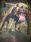 NEW Men's TruIcon Chained Dog Brown Short Sleeve T-Shirt - Size: L