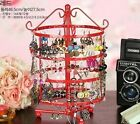 New Fashion 72 Pairs Rotating Earrings Jewelry Display Stand Rack Holder
