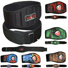 VELO Weight Lifting Belt Neoprene Gym Fitness Workout Double Support Brace