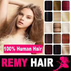 Any Length Clip In Remy Human Hair Extensions 100% Human Hair 70g 90g 100g NEW
