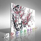 Chinese Trees and Birds Canvas Print Large Picture Wall Art