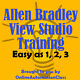 Allen Bradley Factorytalk View Studio Machine Edition Training / Tutorial