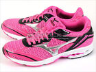 Mizuno Wave Idaten GR2 (W) Pink/Silver/Black Racing Running Shoes 2012 8KS-24603