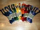 Genuine DMC Embroidery Floss Thread Pick Quantity,Choose From 472 Colors DMC 127