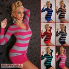 NEW SEXY SIZE 6 8 10 12 WOMENS JUMPER SWEATER MINI CLUB PARTY CASUAL DRESS TOP