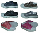 Boys/Girls Canvas Pumps/Plimsoles, Size UK 12 to 3, Free Postage!!!