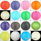 "1 - 20pcs 12"" 18""  Wedding Lamp Round Chinese Paper Lanterns Home Decoration"