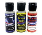 ANGLERBROS BITE-ON GARLIC FRESHWATER TROUT CATFISH BASS ATTRACTANT SELECT SCENT