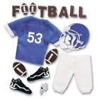 Jolee's 3D Stickers Fabric Uniforms,  Basketball,  Football,  Cheerleading,  Retired