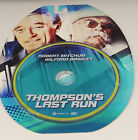 Thompson's Last Run 1985 NR escape movie, new DVD Robert Mitchum Wilford Brimley