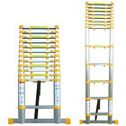 Telescopic Ladder with Stabiliser Bar, Finger Safety Lock & Free Carry Bag!!!