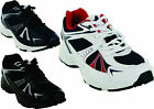 BRAND NEW MENS ASCOT LACE UP CAUSAL CANVAS TRAINER SHOES UK SIZES 7 8 9 10 11 12