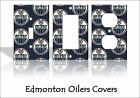 Edmonton Oilers Light Switch Covers Hockey NHL Home Decor Outlet $13.99 USD on eBay