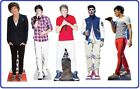ONE DIRECTION 1D BAND CARDBOARD CUT OUT LIFE SIZE STAND UP STANDEES CUTOUT FUN