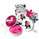 MINNIE MOUSE Character Portable Contact Lenses Case For Soft Color Circle Lens