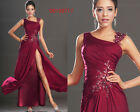 eDressit New Red Lace Strap Prom Ball Evening Ball Gown Party Dress UK 6-20