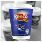 120 KENCO RICH BLACK 12OZ INCUP DRINKS FOR 2GO 2 GO / NESCAFE & AND GO MACHINES