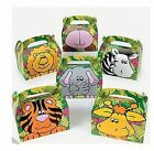 Zoo Animal Treat Boxes  #31307 Loot Bag (G2)