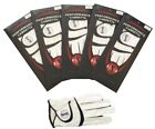 Golf Glove Leather 5 Pack Genuine Performance Cabretta S Leather Free Ship Fast