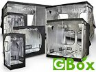 100% Mylar 600D Reflective Non Toxic Grow Tent Room Greenhouse for Hydroponics