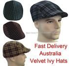 Unisex Men Ladies BASEBALL IVY DRIVING GOLF FLAT NEWSBOY PAGEBOY CAP SUN HAT