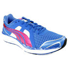 Puma Faas 550 Womens Running Trainer Shoes [Palace Blue/Raspberry/White] RRP £75