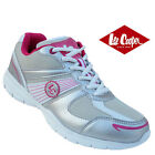 Lee Cooper Women's Sports Shoe 0435-Silver/Pink